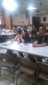 Chinese Outreach St Rosalia #1