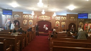 CMS Conducts Outreach at St. George Coptic Orthodox Church
