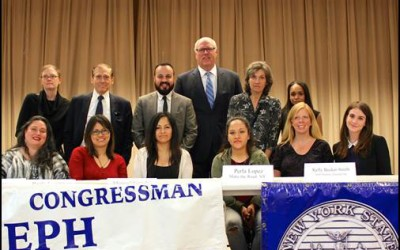Vice Chair Crowley, Assemblyman Moya Host Immigration Forum