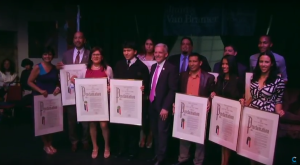 Members of Hispanic Community Honored in Queens