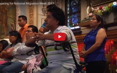 Preparing for National Migration Week 2017